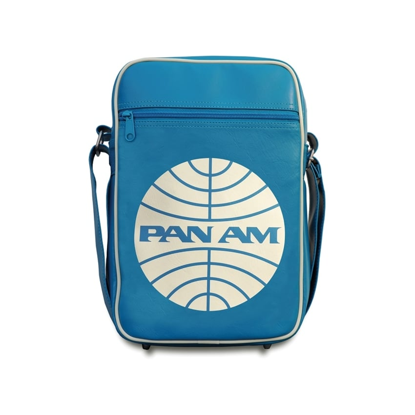 Pan Am Airline Cabin Bag - Medium in Turquoise