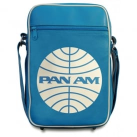 LogoBags Pan Am Airline Cabin Bag - Small in Turquoise