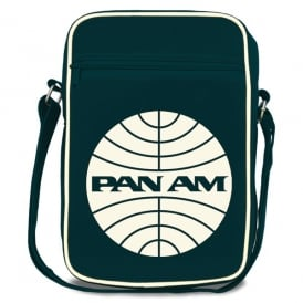 Pan Am Airline Portrait Medium Cabin Bag in Navy