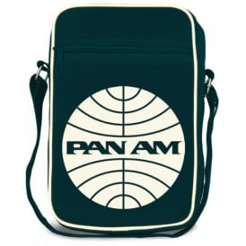 Pan Am Airline Portrait Small Cabin Bag in Navy