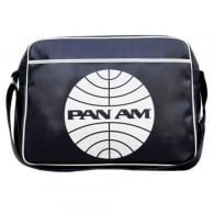 Pan Am Airline Sports Bag In Deep Navy