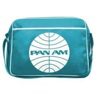 Pan Am Airline Sports Bag in Turquoise