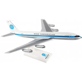 Pan-Am Boeing 707 Scale 1:150