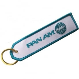 ACI Collectables Pan Am Embroidered Keyring