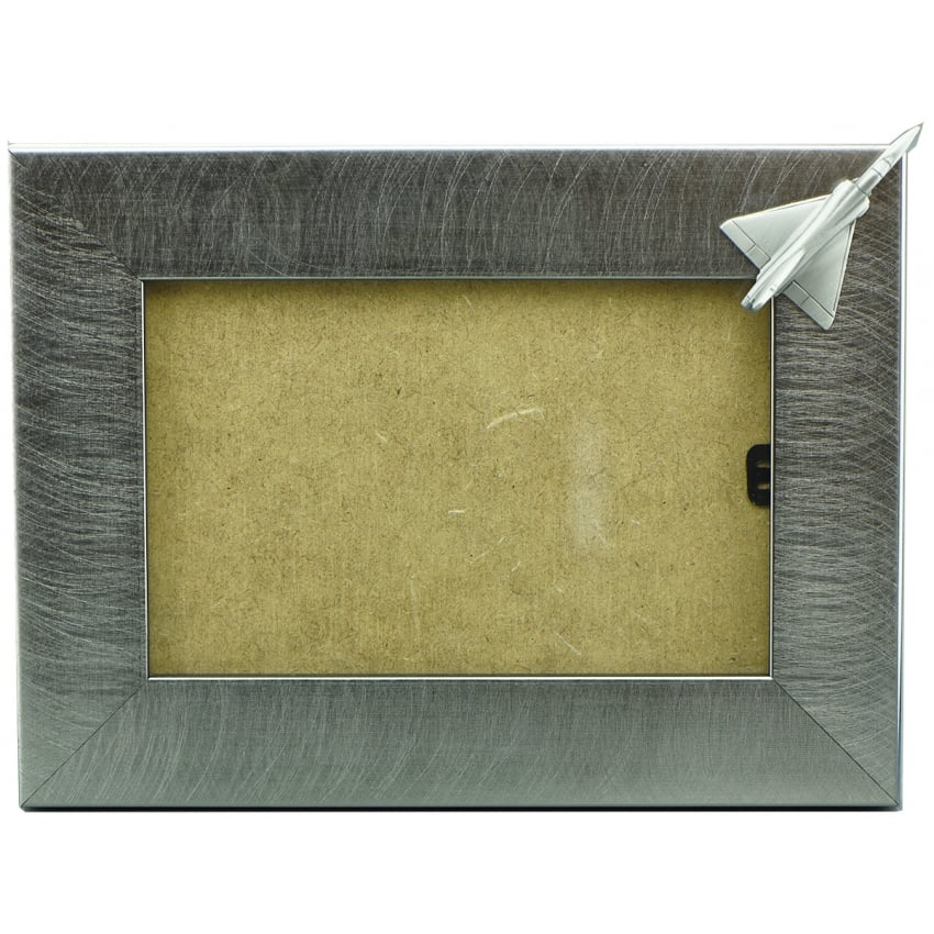 Pewter Photo Frame - Mirage 2000
