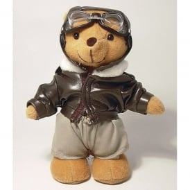 Pilot Light Brown Teddy Bear