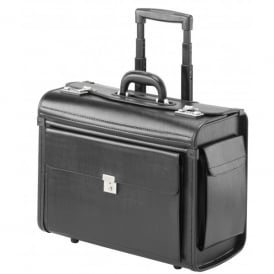 Pilot Trolley Flight Case - DuraSkin