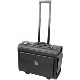 Pilot Trolley Flight Case - Vinyl
