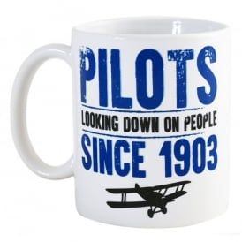 Pilots - Looking Down On People Since 1903 Mug