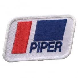 Piper Logo Iron On Patch