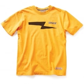 Piper Logo T-Shirt - Yellow