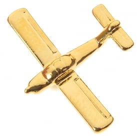 Piper Tomahawk PA 38 Boxed Pin - Gold