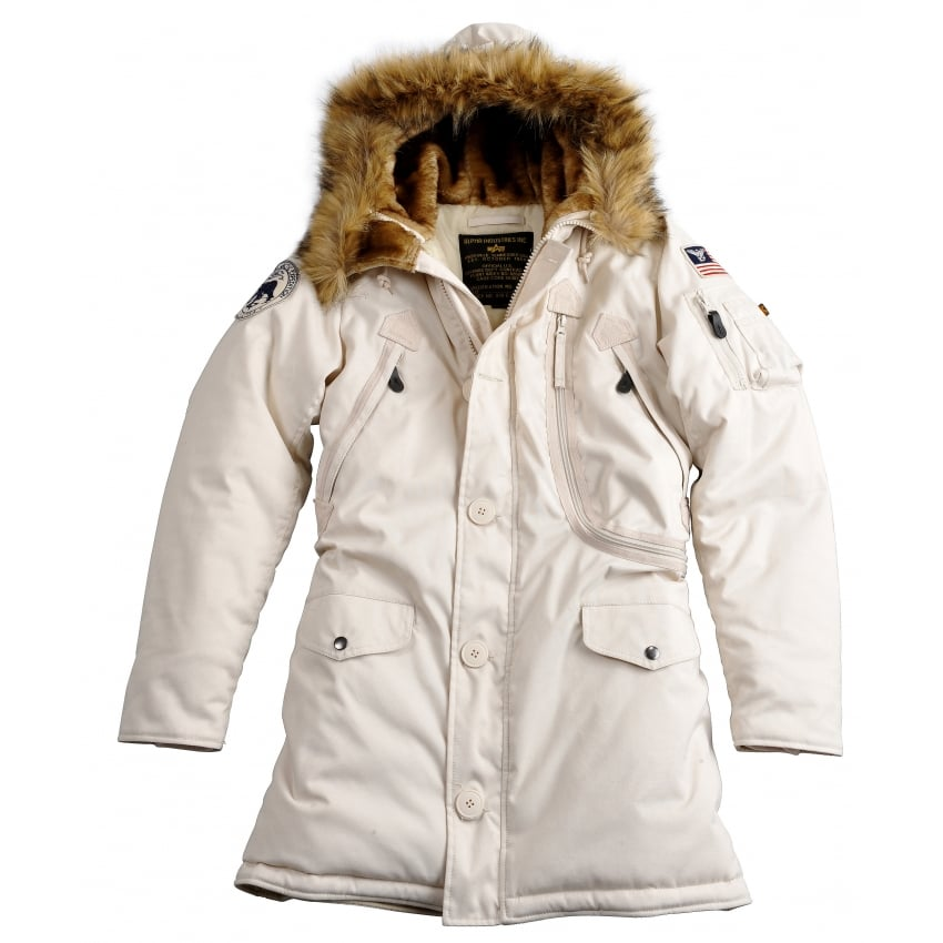 Polar Parka Womens