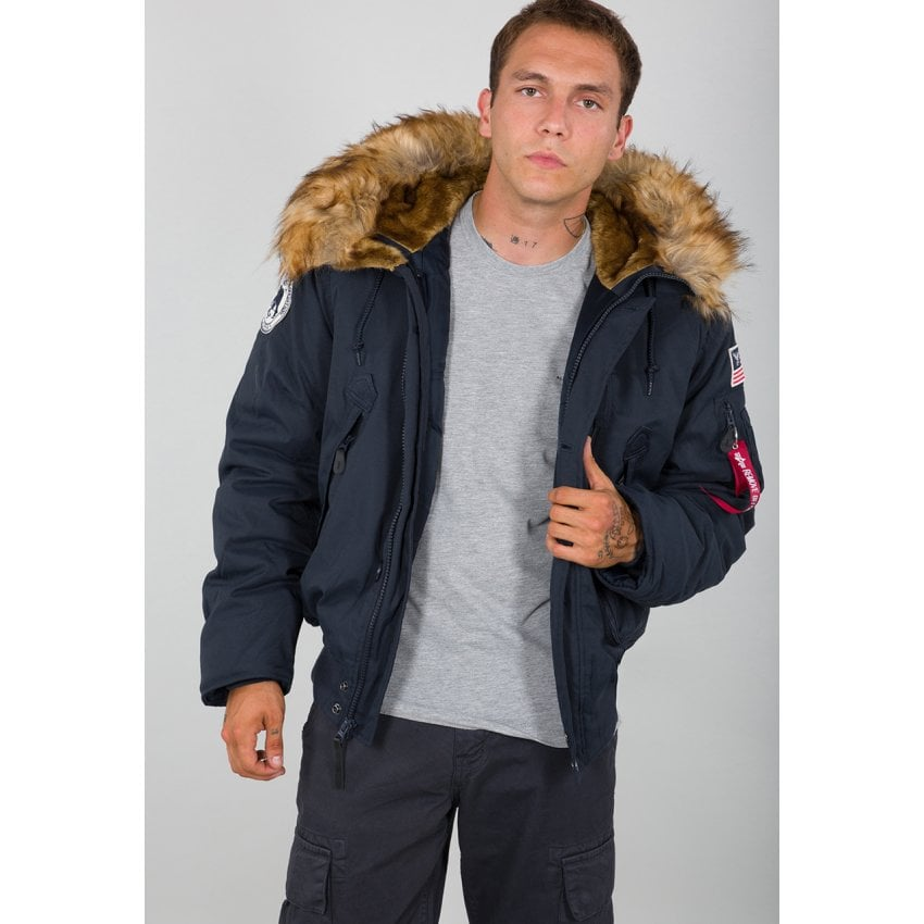 Polar SV Short Parka