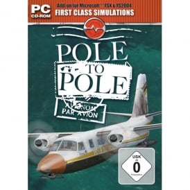 First Class Simulation Pole To Pole