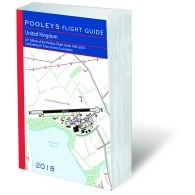 Pooleys 2017 Flight Guide Book Bound Edition