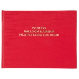 Pooleys Balloon and Airship Pilot Log Book