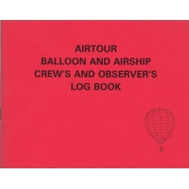 Pooleys Balloon Crew & Observers Log Book
