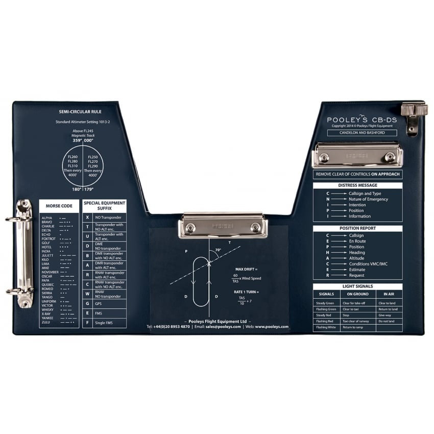 CB-DS Flightboard for Stick Aircraft