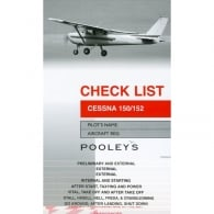 Pooleys Cessna 150/152 Aircraft Checklist