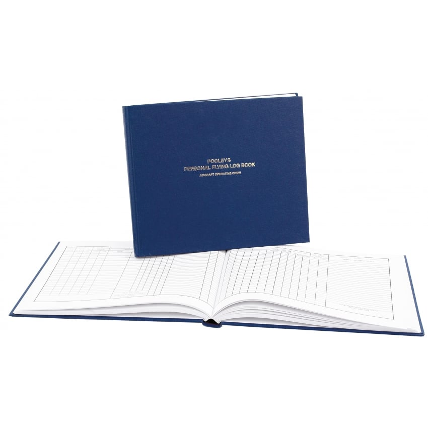 EASA Part-FCL Professional Log Book