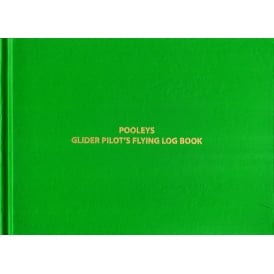 Pooleys Glider Pilot Log Book