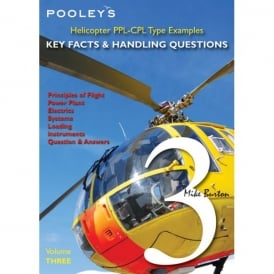 Pooleys Key Facts Volume 3 Helicopter