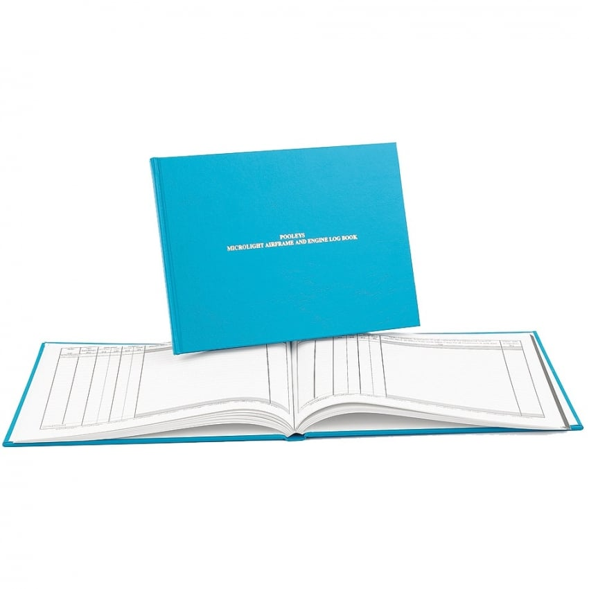 Microlight Airframe and Engine Log Book