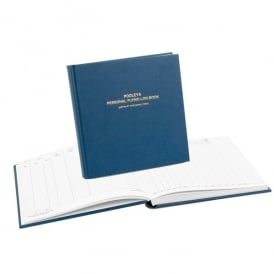 Pooleys NON-Jar Commercial Pilot Log Book