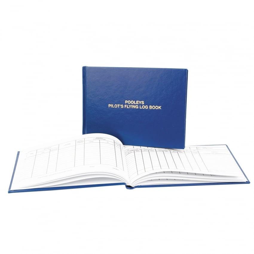Pilot Flying Log Book