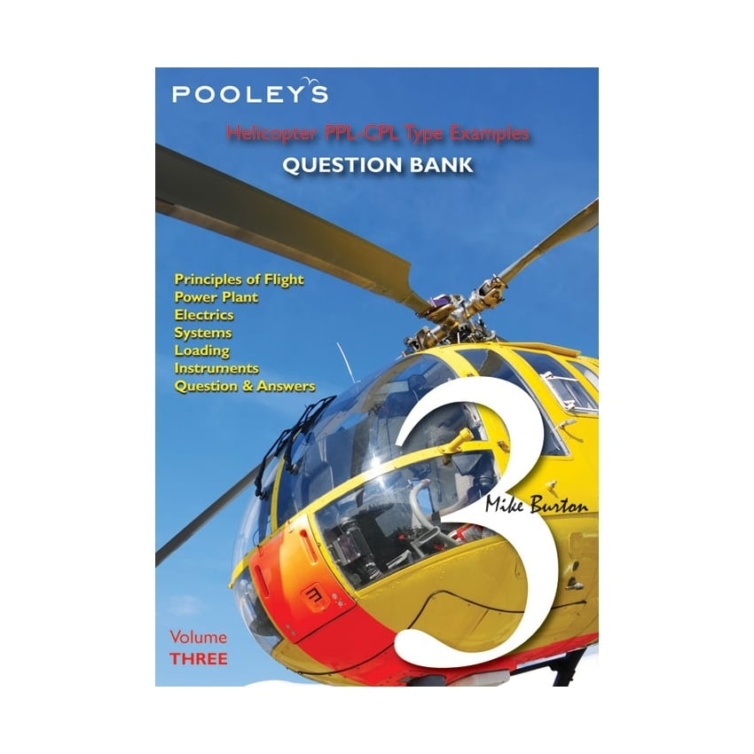 Question Bank Volume 3 Helicopter