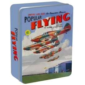 Half Moon Bay Popular Flying Medium Storage Tin