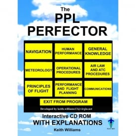 Williams Publishing PPL Perfector CD - New EASA Edition