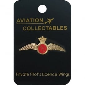 PPL Wings Pin Badge