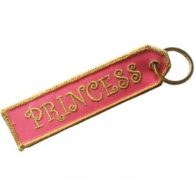 ACI Collectables Princess Embroidered Keyring