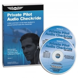 Private Pilot Audio Checkride CD