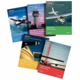 AFE Private Pilot Licence Series Volumes 1-5 Study Pack