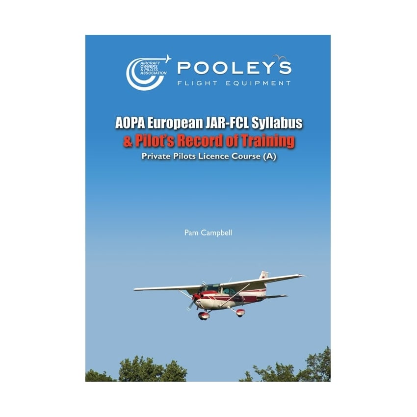 Private Pilots European JAR-FCL Syllabus