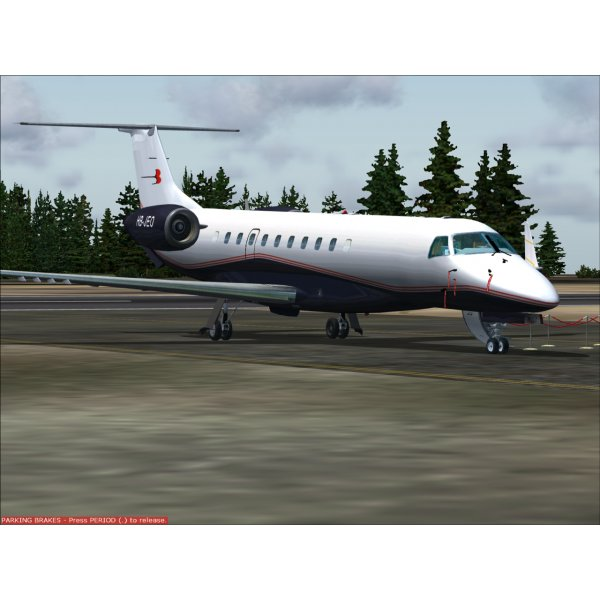 Just Flight Legacy Executive Jet For FSX And FS2004