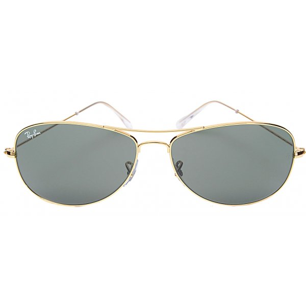 Gold Frame Aviator Glasses : Rayban Aviator Sunglasses - Gold Frame with 58mm G-15 Lens
