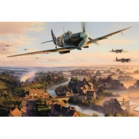 Gibsons Biggin Hill Jigsaw Puzzle (500 pieces)