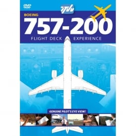 Boeing 757-200 Airtours DVD