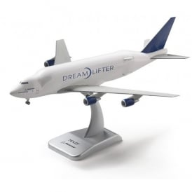 Boeing 747 Dreamlifter Die-Cast Model - Scale 1:400
