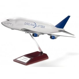 Boeing 747 Dreamlifter Snap Model - Scale 1:200