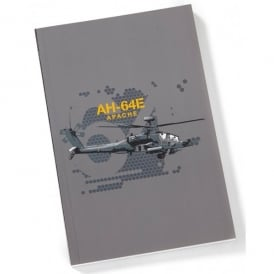 Boeing AH-64E Graphic Profile Notebook