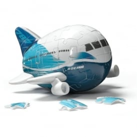 Boeing 787 3D Jigsaw Puzzle