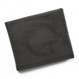 Boeing B-17 Distressed Leather Wallet