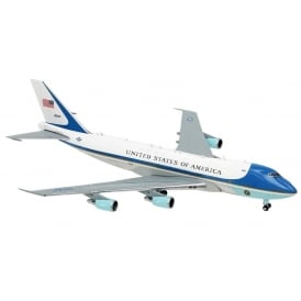 Boeing 747-200 VC-25A Air Force One Diecast Model - Scale 1:200