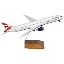 Boeing 787-9 British Airways Diecast Model - Scale 1:200