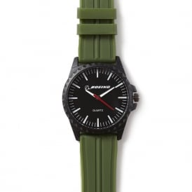Boeing Bravo Watch in Green